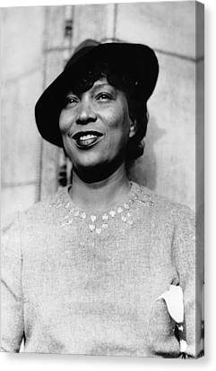 Zora Neale Hurston 1981-1960 Canvas Print by Everett