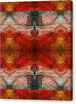 Zulu Canvas Print by Otto Rapp