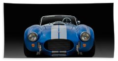 Ac Cobra Hand Towel by Douglas Pittman