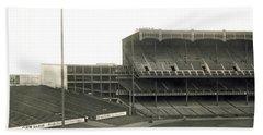 1923 Yankee Stadium Hand Towel by Underwood Archives