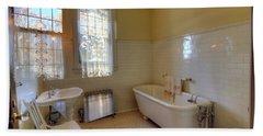 Glensheen Mansion Duluth Hand Towel by Amanda Stadther