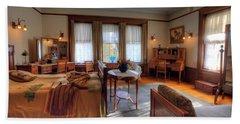 Bedroom Glensheen Mansion Duluth Hand Towel by Amanda Stadther