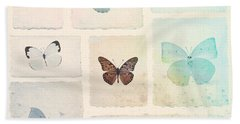Captured Beauty Hand Towel by David Ridley