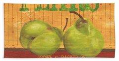 Farm Fresh Fruit 1 Hand Towel by Debbie DeWitt