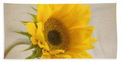 I See Sunshine Hand Towel by Kim Hojnacki