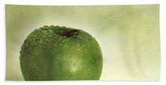 Just Green Hand Towel by Priska Wettstein