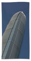 Low Angle View Of A Skyscraper, Two Hand Towel by Panoramic Images