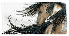 Majestic Horse Series 89 Hand Towel by AmyLyn Bihrle