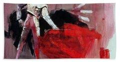 Matador Hand Towel by Mark Adlington