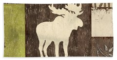 Open Season 1 Hand Towel by Debbie DeWitt