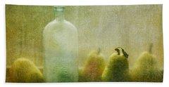 Rainy Days Hand Towel by Amy Weiss