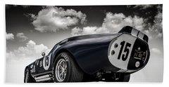 Shelby Daytona Bath Towel by Douglas Pittman