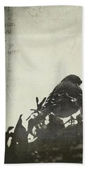 Sweet Disposition Hand Towel by Trish Mistric