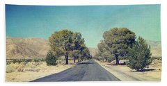 The Roads We Travel Hand Towel by Laurie Search