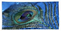 Twilight Escape Hand Towel by Krissy Katsimbras
