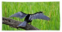 Wonderful Wings Hand Towel by Al Powell Photography USA