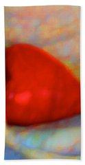 Hand Towel featuring the digital art Abundant Love by Richard Laeton
