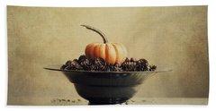 Autumn Hand Towel by Priska Wettstein