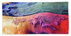 Hand Towel featuring the digital art Celebration by Richard Laeton