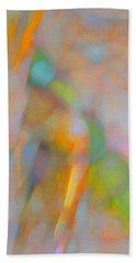 Hand Towel featuring the digital art Comfort by Richard Laeton