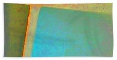 Hand Towel featuring the digital art My Love by Richard Laeton