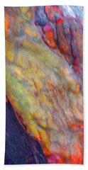 Hand Towel featuring the digital art Mystics Of The Night by Richard Laeton