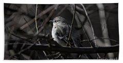 To Kill A Mockingbird Hand Towel by Lois Bryan