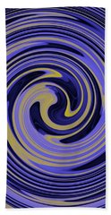 You Are Like A Hurricane Hand Towel by Bill Cannon