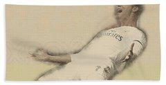 Cristiano Ronaldo Reacts Hand Towel by Don Kuing