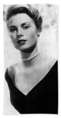 Grace Kelly Hand Towel by American School