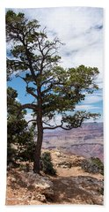 Hand Towel featuring the photograph Grand Canyon, Arizona by A Gurmankin