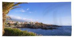 Tenerife - Alcala Hand Towel by Joana Kruse