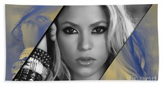 Shakira Collection Hand Towel by Marvin Blaine