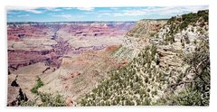 Bath Towel featuring the photograph Grand Canyon, Arizona by A Gurmankin