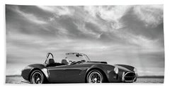 Ac Shelby Cobra Hand Towel by Mark Rogan