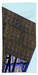 African American History And Culture 4 Hand Towel by Randall Weidner
