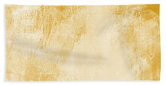Amber Waves Hand Towel by Linda Woods