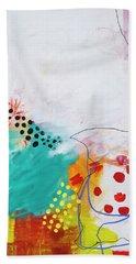 Bio Diverse City#2 Hand Towel by Jane Davies