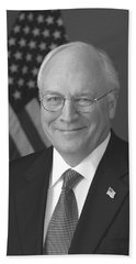 Dick Cheney Hand Towel by War Is Hell Store