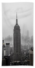 Empire Hand Towel by Martin Newman