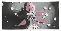 Exploration Into Outer Space  Hand Towel by Jorgo Photography - Wall Art Gallery