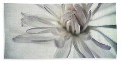 Focus On The Heart Hand Towel by Priska Wettstein