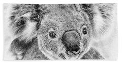 Koala Newport Bridge Gloria Hand Towel by Remrov