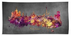Moscow Hand Towel by Justyna JBJart
