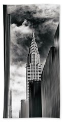 New York State Of Mind Hand Towel by Jessica Jenney
