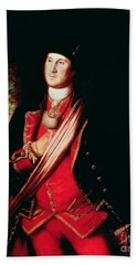 Portrait Of George Washington Hand Towel by Charles Willson Peale