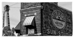 Sun Studio Collection Hand Towel by Marvin Blaine