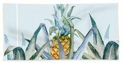 Tropical Feeling  Hand Towel by Mark Ashkenazi