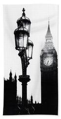 Westminster - London Hand Towel by Joana Kruse