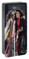 Aerosmith Portable Battery Charger by Concert Photos